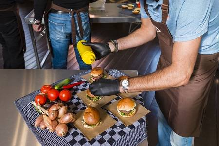 Workshop Hamburgers & Bier impressie